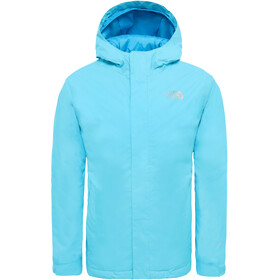 The North Face Snow Quest Giacca Ragazza, turquoise blue
